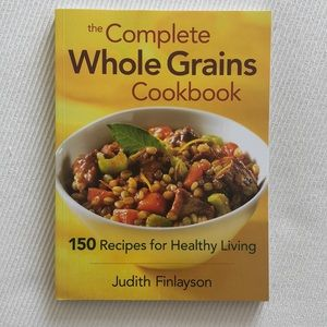 Other - Whole Grains Cookbook